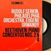 Beethoven: Piano Concertos Nos. 2 & 4 (Mono Version) von Rudolf Serkin