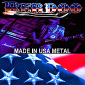 Made in Usa Metal by Berdoo
