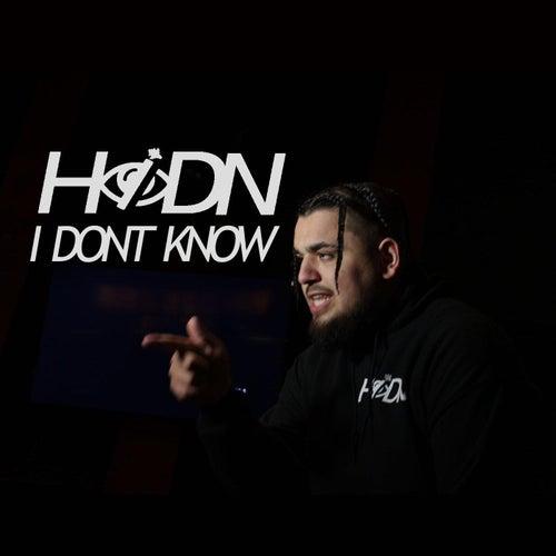 I Dont Know de HiDN