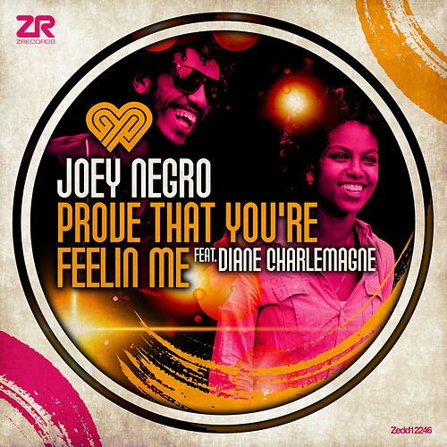 Prove That You're Feeling Me by Joey Negro