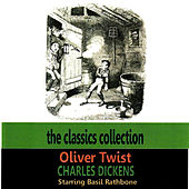 Oliver Twist by Basil Rathbone