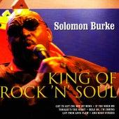 King of Rock 'N' Soul by Solomon Burke