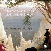 Schubert: Piano Sonatas, Vol. 4 by Vladimir Feltsman