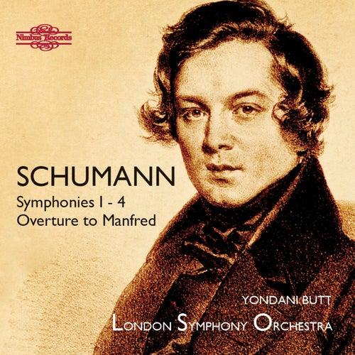 Schumann: Symphonies Nos. 1-4 by London Symphony Orchestra