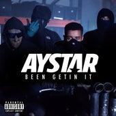 Been Getting It von Aystar