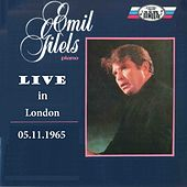 Live In London by Emil Gilels