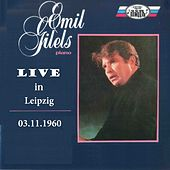 Live In Leipzig by Emil Gilels