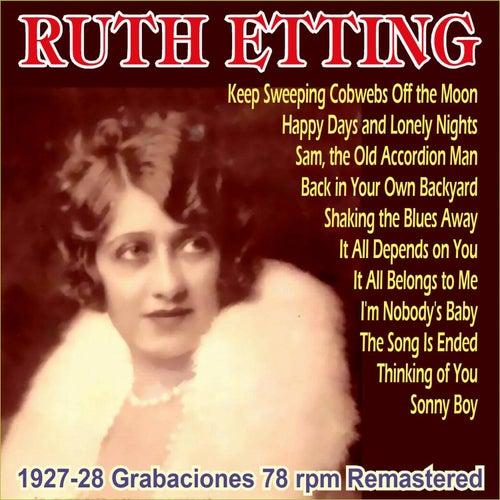Grabaciones 1927-1928 by Ruth Etting