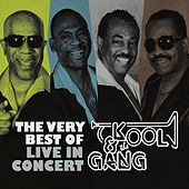 The Very Best Of - Live in Concert by Kool & the Gang