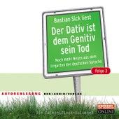 Der Dativ ist dem Genitiv sein Tod, Folge 3 von Bastian Sick
