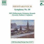 Symphony No. 10 de Dmitri Shostakovich