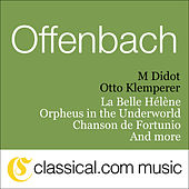 Jacques Offenbach, Orpheus In The Underworld by Various Artists