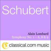 Franz Peter Schubert, Symphony No. 1 In D, D. 82 by Various Artists