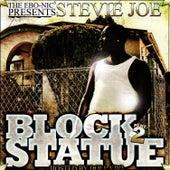 Block Statue Part 2 by Stevie Joe