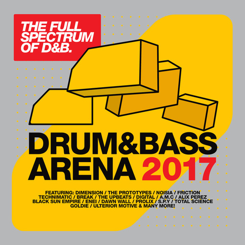 Drum&BassArena 2017 by Various Artists
