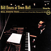 Bill Evans At Town Hall de Bill Evans