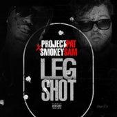 Leg Shot (feat. Smokey Sam) von Project Pat