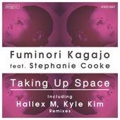 Taking up Space by Fuminori Kagajo