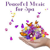 Peaceful Music for Spa – Relaxation Wellness, Pure Massage, Calm Mind, Stress Relief, Spa Music, Zen, Healing Sounds, Massage Therapy de Zen Meditation and Natural White Noise and New Age Deep Massage