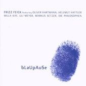 Blaupause von Frizz Feick