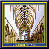 Georg Friedrich Handel - Messiah (Maulbron Monastery Edition) von Maulbronn Chamber Choir