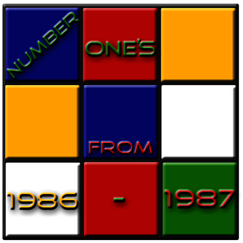 Number Ones from 1986-87 by Studio All Stars