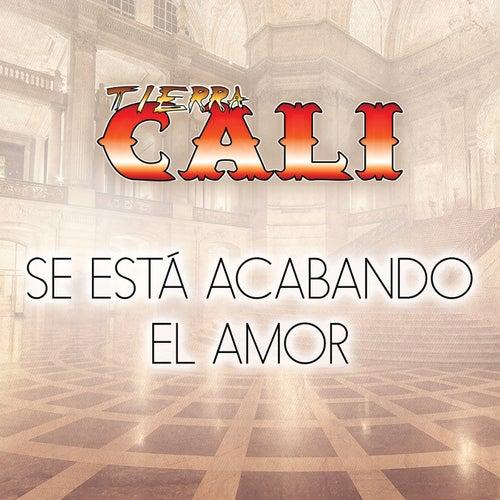Se Está Acabando El Amor by Tierra Cali