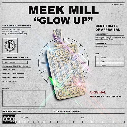 Glow Up by Meek Mill
