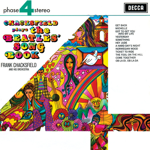 Chacksfield Plays The Beatles' Song Book by Frank Chacksfield And His Orchestra