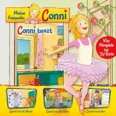 03: Conni tanzt / Conni lernt die Uhrzeit / Conni lernt Rad fahren / Conni lernt backen (Vier Hörspiele zur TV-Serie) von Meine Freundin Conni