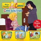 07: Conni beim Frisör / Conni auf Waldsafari / Conni auf der Burg / Conni und das Froschkonzert (Vier Hörspiele zur TV-Serie) von Meine Freundin Conni