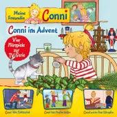 10: Conni im Advent / Conni fährt Schlittschuh / Conni lässt Drachen steigen / Conni und der fiese Schnupfen (Vier Hörspiele zur TV-Serie) von Meine Freundin Conni