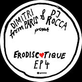 Erodiscotique EP 4 de Dimitri from Paris