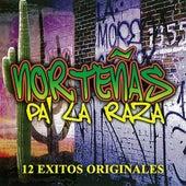 Nortenas Pa' la Raza by Various Artists