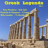 Greek Legends, Vol. 1 de Various Artists