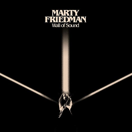 Wall of Sound by Marty Friedman