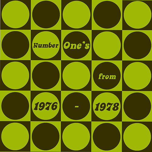 Number Ones from 1976-78 by Studio All Stars