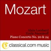 Wolfgang Amadeus Mozart, Piano Concerto No. 24 In C Minor, K. 491 von Emile Naoumoff