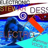 Electronic Stewardess - Summer Vocals by Various Artists