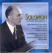 Solomon: Concert Recordings, Vol. 1 (1952) by Solomon