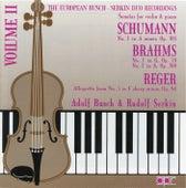 The European Busch-Serkin Duo Recordings, Vol. 2 (1931-37) by Busch-Serkin Duo