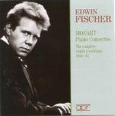 Mozart Piano Concertos - The Complete Studio Recordings 1933-1947 by Edwin Fischer