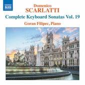Scarlatti: Complete Keyboard Sonatas, Vol. 19 by Goran Filipec