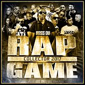 Boss du rap game, vol. 1 (Collector 2017) by Various Artists