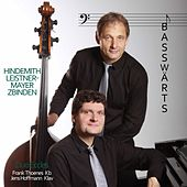Hindemith, Zbinden & Roland Leistner-Mayer: Works for Double Bass & Piano by Various Artists