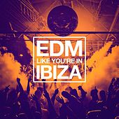 EDM Like You're in Ibiza by Various Artists