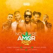No Quiere Amor (Remix) de Lenny Tavárez