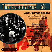 Toscanini Alla Scala - The Radio Years by Orchestra del Teatro alla Scala