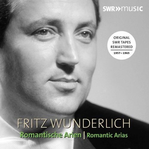 Romantische Arien by Fritz Wunderlich