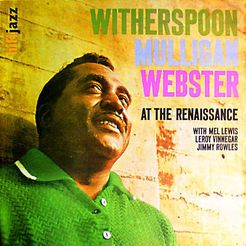 Jimmy Witherspoon at the Renaissance by Ben Webster